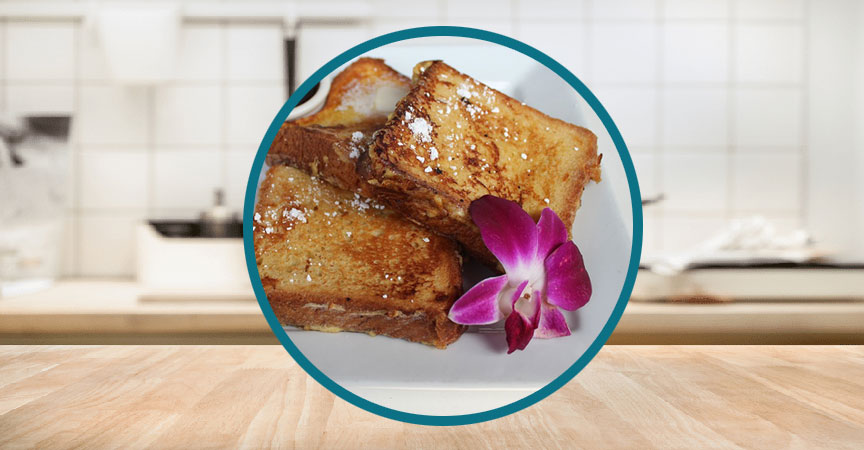 Kid Friendly French Toast