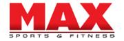 Max Sports Fitness Logo