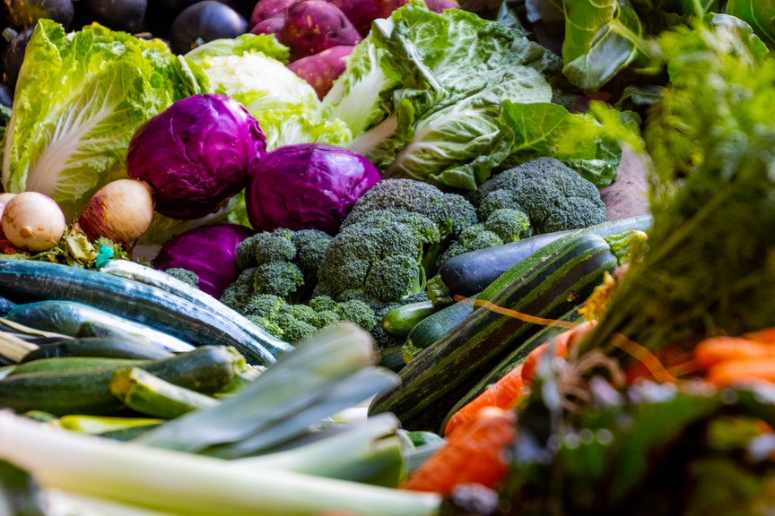 ECW Weekly Challenge: Eat Your Vegetables