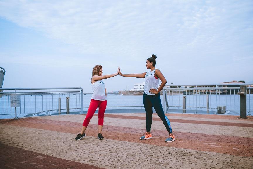Having an Accountability Partner to Reach Your Wellness Goals