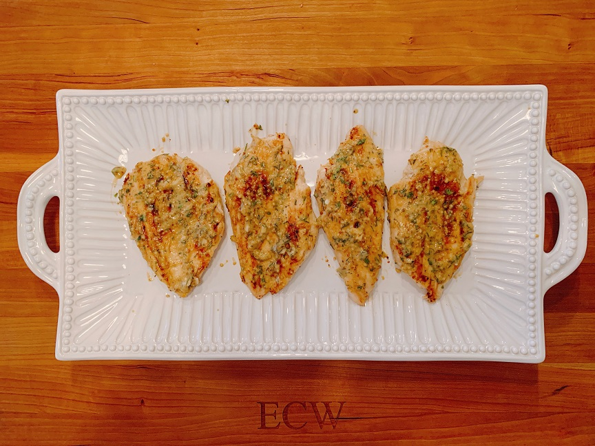 Tarragon Mustard Chicken Recipe