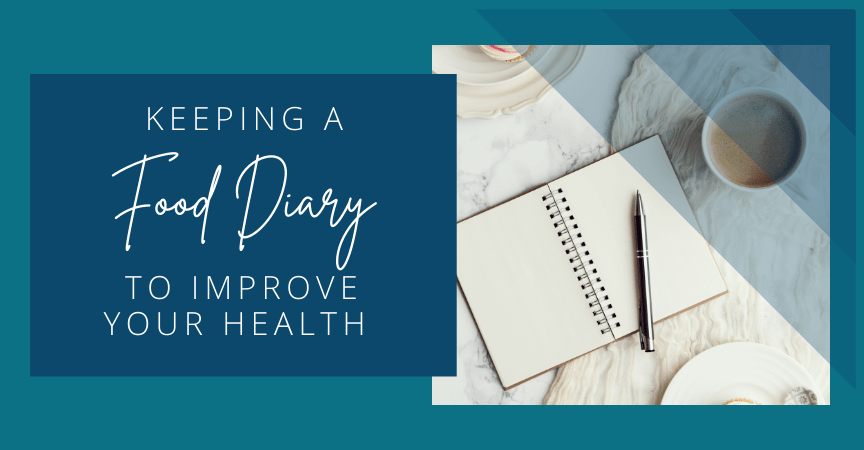 Keep a Food Diary to Improve Your Health