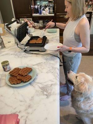 Grain-Free Waffle Recipe - Erin Clifford Wellness Coach
